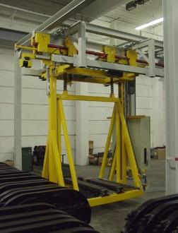 Monorail manutention pour palettes - Devis sur Techni-Contact.com - 3