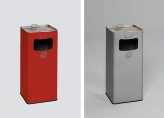 Cendrier poubelle intérieur - Devis sur Techni-Contact.com - 1