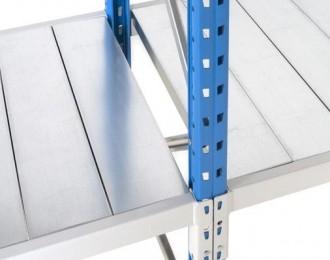 Plateforme de rayonnage semi-lourd - Devis sur Techni-Contact.com - 2