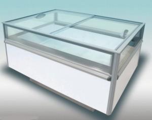 Bac bi-température double vitrage 266 et 362 Litres - Devis sur Techni-Contact.com - 1