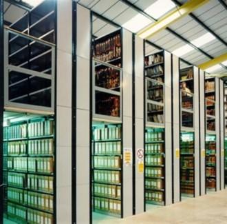 Rayonnage archives 2 niveaux - Devis sur Techni-Contact.com - 1