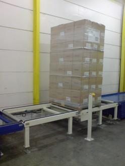 Convoyeur à chaînes 2 tonnes - Devis sur Techni-Contact.com - 1