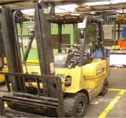 Chariot élévateur Caterpillar d'occasion - Devis sur Techni-Contact.com - 1