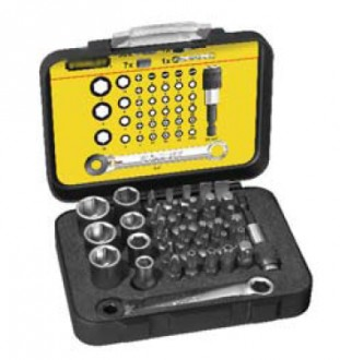 "Coffret de 39 embouts 1/4"" - Devis sur Techni-Contact.com - 1"