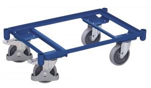 Plateau roulant modulaire porte-caisses - Devis sur Techni-Contact.com - 2
