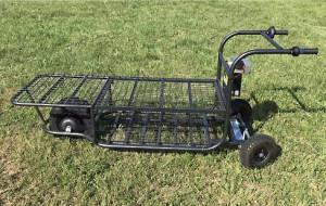 Chariot extra transporteur électrique  - Devis sur Techni-Contact.com - 4
