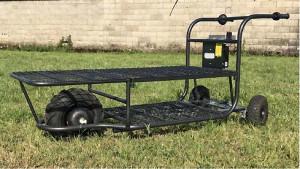 Chariot extra transporteur électrique  - Devis sur Techni-Contact.com - 5
