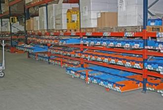 Stockage coulissant pour palette au sol - Devis sur Techni-Contact.com - 3