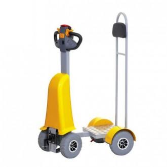 Tracteur à moteur électrique pour chariot - Devis sur Techni-Contact.com - 2
