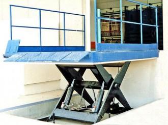 Table élévatrice hydraulique pour quai - Devis sur Techni-Contact.com - 3