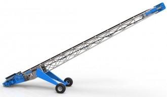 Convoyeur sauterelle 20 m - Devis sur Techni-Contact.com - 1