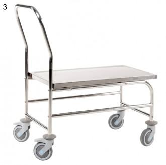 Chariot de manutention en inox - Devis sur Techni-Contact.com - 4