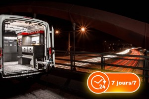 Eclairage pour véhicule utilitaire - Devis sur Techni-Contact.com - 1