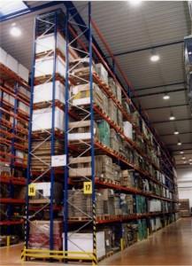 Stockage palette grande hauteur  - Devis sur Techni-Contact.com - 1
