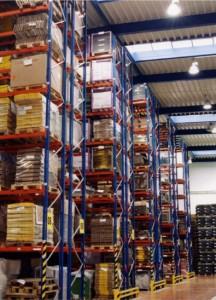 Stockage palette grande hauteur  - Devis sur Techni-Contact.com - 3
