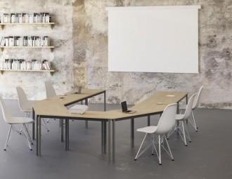 Tables de bureau polyvalentes - Devis sur Techni-Contact.com - 1