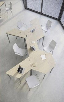Tables de bureau polyvalentes - Devis sur Techni-Contact.com - 2