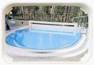 Miroir de surveillance extérieur pour piscine - Devis sur Techni-Contact.com - 2