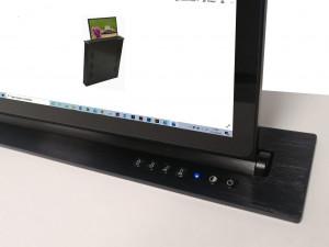 Ecran escamotable automatique pour table - Devis sur Techni-Contact.com - 3