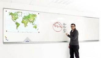 Tableau magnétique horizon - Devis sur Techni-Contact.com - 1