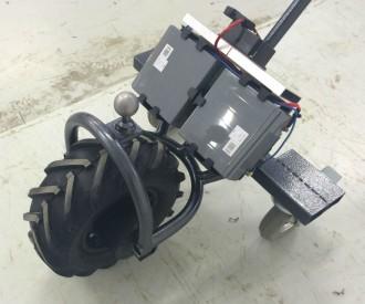 Tracteur pousseur caravane électrique - Devis sur Techni-Contact.com - 3