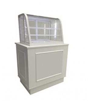 Meuble vitrine réfrigérée - Devis sur Techni-Contact.com - 1