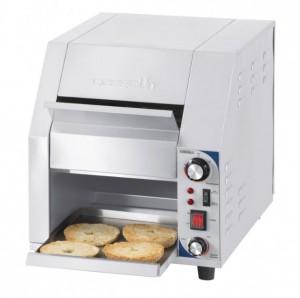 Toaster convoyeur à voyant lumineux de chauffe - Devis sur Techni-Contact.com - 1