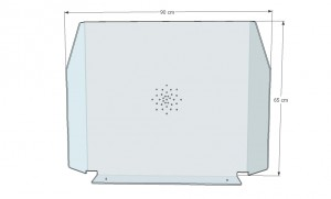 Cloison plexi anti-contamination - Devis sur Techni-Contact.com - 6