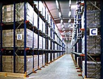 Rayonnage casier à accumulation - Devis sur Techni-Contact.com - 1