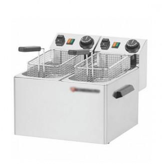 Friteuse électrique professionnelle inox - Devis sur Techni-Contact.com - 1