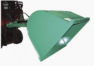 Godet hydraulique pour chariot élévateur - Devis sur Techni-Contact.com - 2