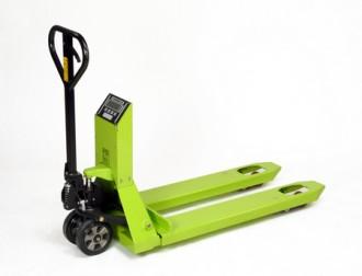 Transpalette peseur Charge 2000 Kg - Devis sur Techni-Contact.com - 1
