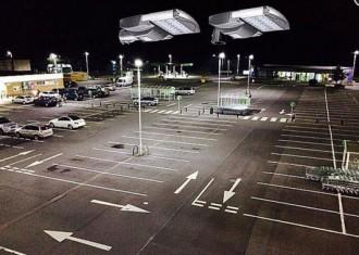 Lampadaire public LED - Devis sur Techni-Contact.com - 2