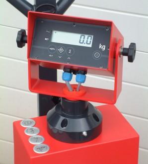Transpalette peseur 2100 EXi - Devis sur Techni-Contact.com - 2