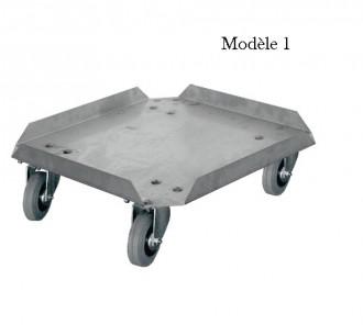 Chariot sans guidon - Devis sur Techni-Contact.com - 1