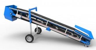 Convoyeur sauterelle mobile - Devis sur Techni-Contact.com - 1
