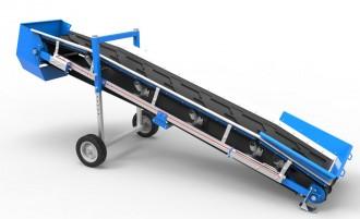 Convoyeur sauterelle mobile - Devis sur Techni-Contact.com - 3