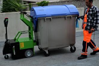 Tracteur pousseur électrique 3500 kg - Devis sur Techni-Contact.com - 5