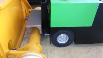 Tracteur pousseur électrique 3500 kg - Devis sur Techni-Contact.com - 9
