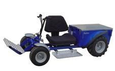 Tracteur vigneron électrique - Devis sur Techni-Contact.com - 1