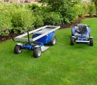 Tracteur vigneron électrique - Devis sur Techni-Contact.com - 2