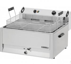 Friteuse électrique à cuve 30 litres pour cuisson beignets - Devis sur Techni-Contact.com - 1
