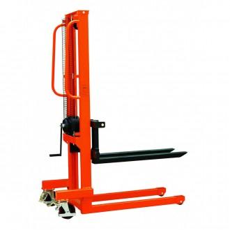 Gerbeur manuel à manivelle 500 ou 1000 kgs - Devis sur Techni-Contact.com - 1