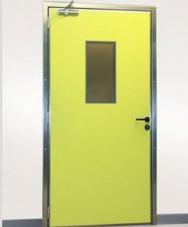 Porte industrielle semi isotherme - Devis sur Techni-Contact.com - 1