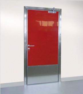 Porte industrielle semi isotherme - Devis sur Techni-Contact.com - 2