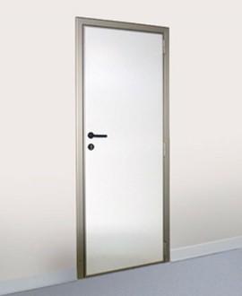 Porte industrielle semi isotherme - Devis sur Techni-Contact.com - 3