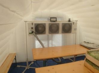 Grande chambre froide gonflable - Devis sur Techni-Contact.com - 1