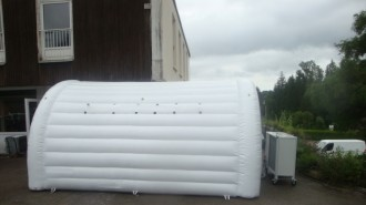Grande chambre froide gonflable - Devis sur Techni-Contact.com - 2