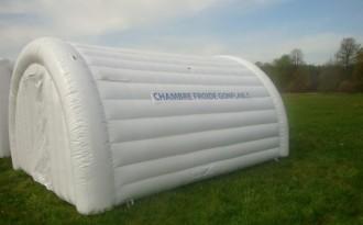 Grande chambre froide gonflable - Devis sur Techni-Contact.com - 3