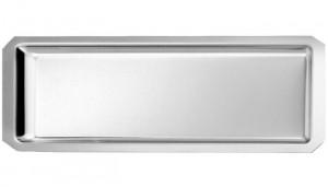 Plat vitrine à pans coupés - Devis sur Techni-Contact.com - 1